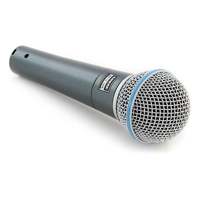 Mikrofon bezprzewodowy shure dla wodzireja, konferansjera na wesele, imprezę